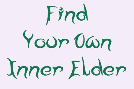 Title for Find Your Own Inner Elder